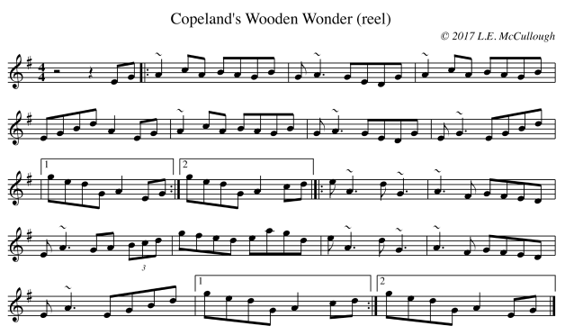 Copeland's Wooden Wonder copy