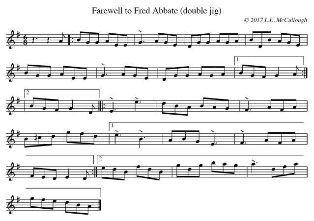Farewell to Fred Abbate copy