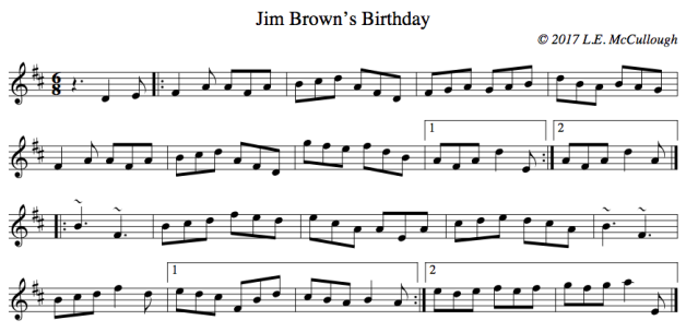 Jim Brown's Birthday copy