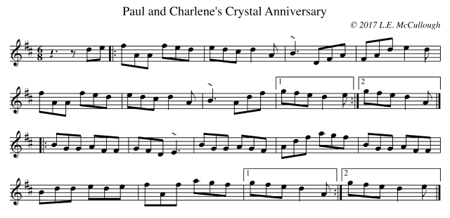 Paul and Charlene's Crystal Anniversary copy